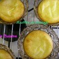 Soufflés au fromage thermomix