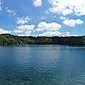 Mont-dore : le lac pavin