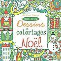 Un mini-livre pour dessiner noël (1 mois pour fêter noël #9)