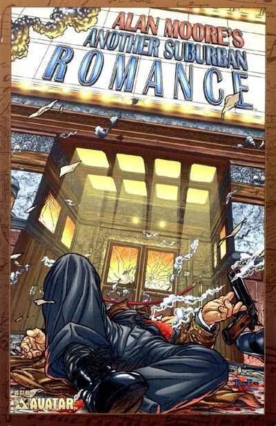 avatar alan moore's another suburban romance