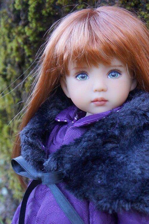Une princesse en hiver - Ariel de Joyce Mathews -