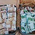La puissante valise magique en euro du grand maittre kesse
