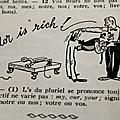 Les francais, nuls en anglais...