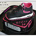 Air max cake { gâteau basket nike }