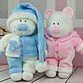 The aventures bedtime bears boo bess (enfants) - knitting by post