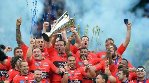 Toulon champion 2015