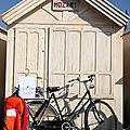 Vélo, Cabines Cayeux Sur Mer_4181