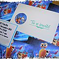 Invitations turbo