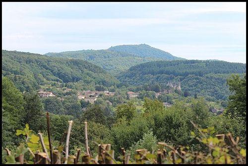 Varey et le Mont Luisandre