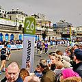 Un marathon sur brighton
