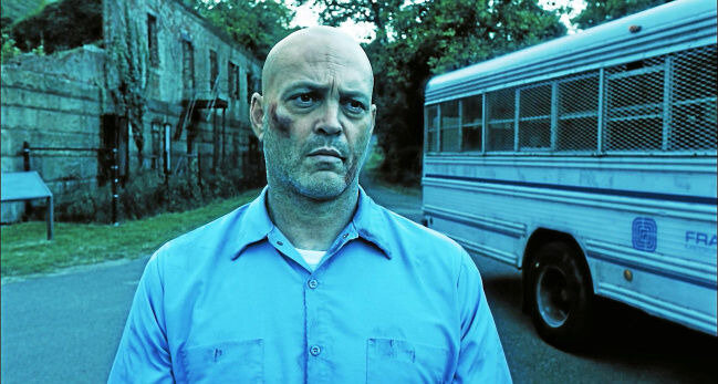 brawl in cell block boud