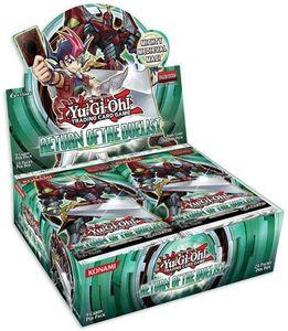 Boutique jeux de société - Pontivy - morbihan - ludis factory - Yu Gi Oh retour du duelliste booster