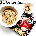 Risotto truffe blanche & pignons