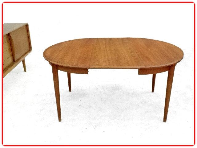 table teck repas Samcom 1960