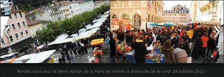 FOIRE DE VIENNE - 28 & 29