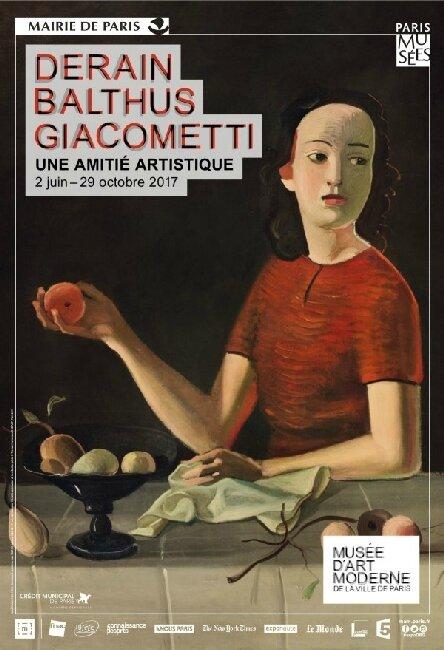 000-Derain, Balthus, Giacometti