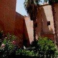 Jardin dans les murs