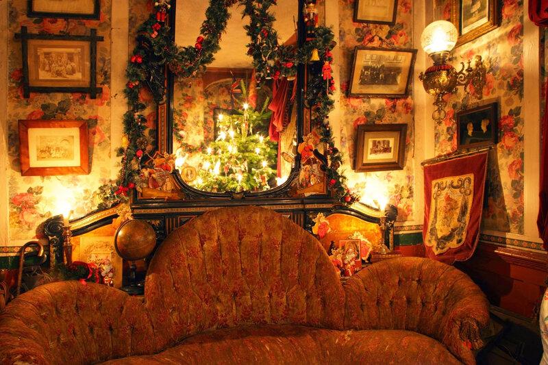 DSH Christmas Victorian room 01 Roelof Bakker