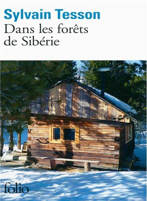 Couverture Dans les forêts de Sibérie Tesson S
