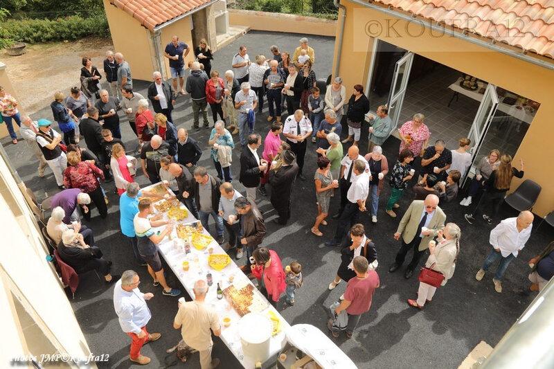 Photos JMP©Koufra 12 - Tauriac - Inauguration Mairie - 26032012 - 0136