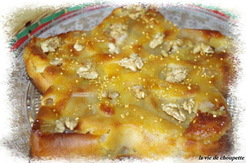 gâteau aux poires et aux noix-499