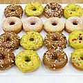 Donuts sabrina le meilleur pâtissier m6