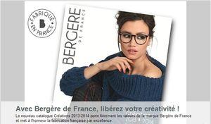 BERGERE DE FRANCE - JOURNEE MONDIALE DU TRICOT - L'AIGUILLE EN FETE - 8 JUIN 2013