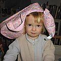 Miss chapeaux!