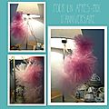 Pompons tulle