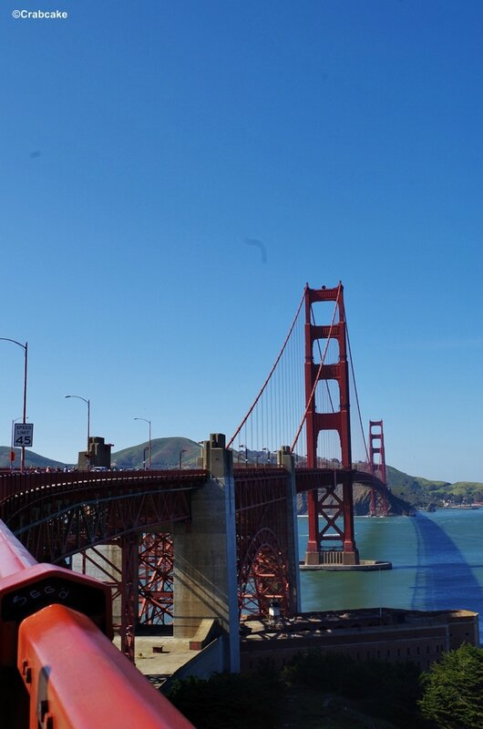 Fort Point and Golden Gate Bridge2