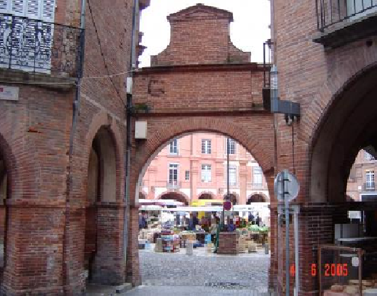 montauban place nationale