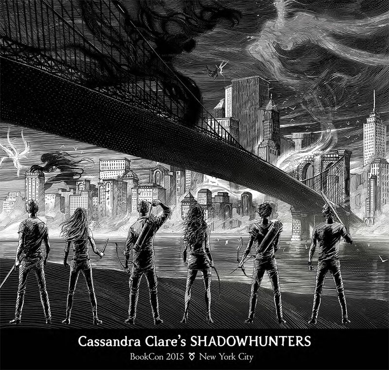 The Mortal Instruments new covers Cassandra Clare