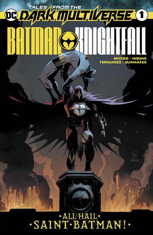 tales from the dark multiverse batman knightfall