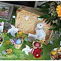 Sweet table de pâques