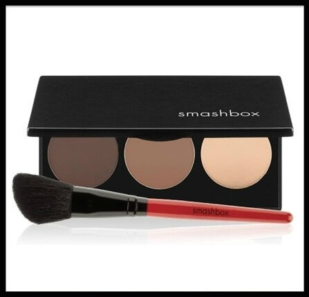 smashbox step by step contour kit 2