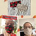 Les masques de marylin