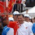 relais de la flamme olympique à Kuala Lumpur 3