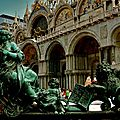 Splendeur de la basilique San Marco.