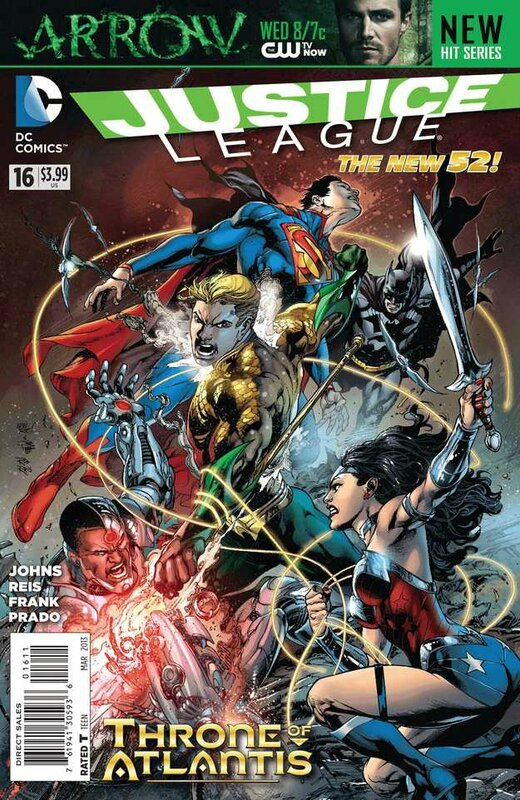 new 52 justice league 16