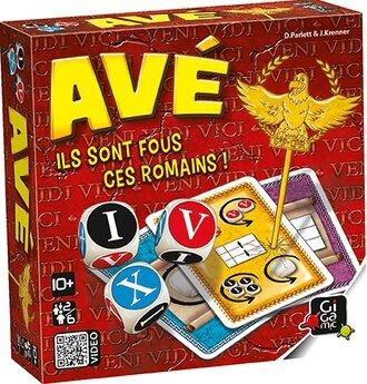Boutique jeux de société - Pontivy - morbihan - ludis factory - Avé