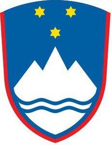 Armoirie Slovénie