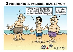 vacance presidents web