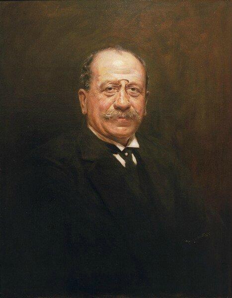 Albert Ballin (1857-1918)