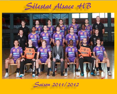 Sélestat Alsace HB
