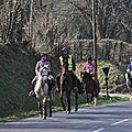 La Balade du Jambon - Balade à cheval dans le mortainais (39)