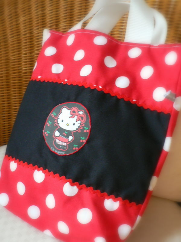 SAC HELLO KITTY FOR GIRLS