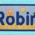 Carton-mousse Robin