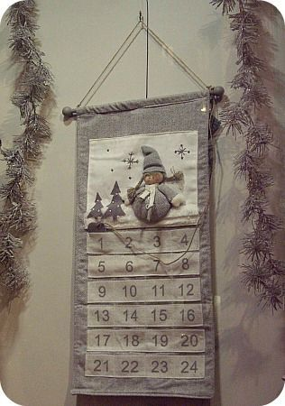calendrier avent 2011