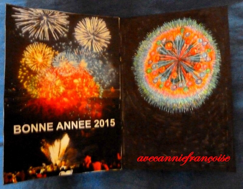 feu d'artifice 2015