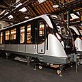 Bruxelles : nouvelle génération de métros